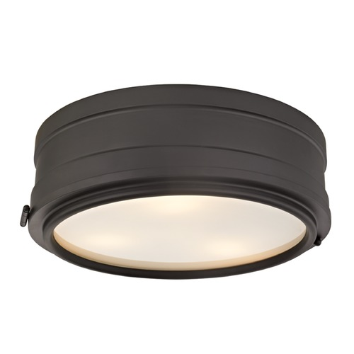 Hudson Valley Lighting Hudson Valley Lighting Rye Old Bronze Flushmount Light 2314-OB
