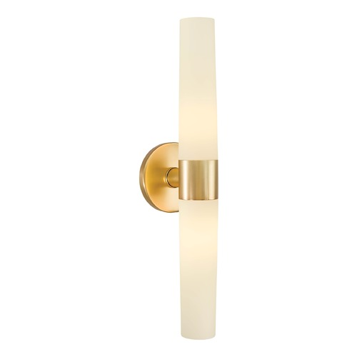 George Kovacs Lighting Saber Honey Gold Bathroom Light - Vertical or Horizontal Mounting P5042-248