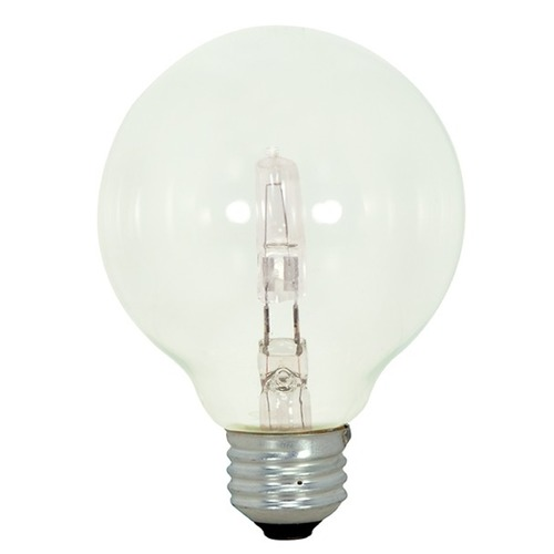 Satco Lighting G25 Halogen Medium Base Light Bulb S2437