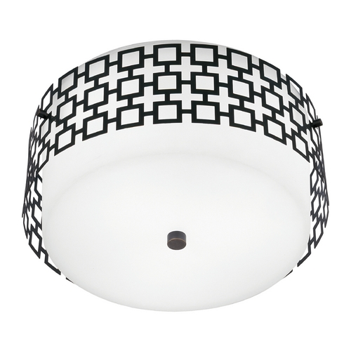 Robert Abbey Lighting Robert Abbey Jonathan Adler Parker Flushmount Light Z664