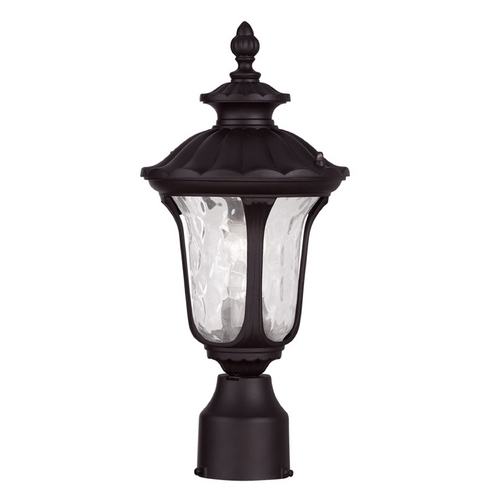 Livex Lighting Livex Lighting Oxford Bronze Post Light 7848-07