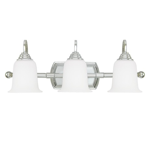 Capital Lighting Capital Lighting Capital Vanities Chrome Bathroom Light 1793CH-219