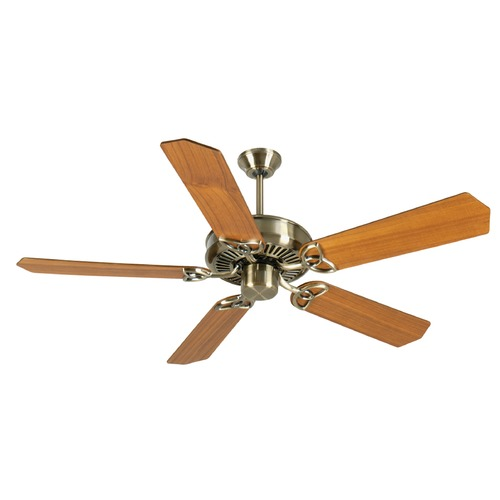 Craftmade Lighting Craftmade Lighting Cxl Antique Brass Ceiling Fan Without Light K10923