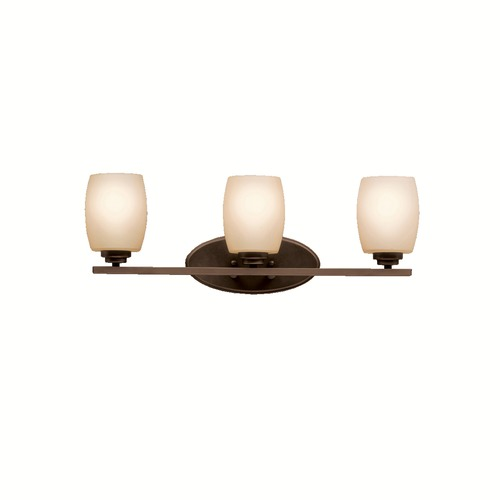 Kichler Lighting Kichler Lighting Eileen Olde Bronze LED Bathroom Light 5098OZL16