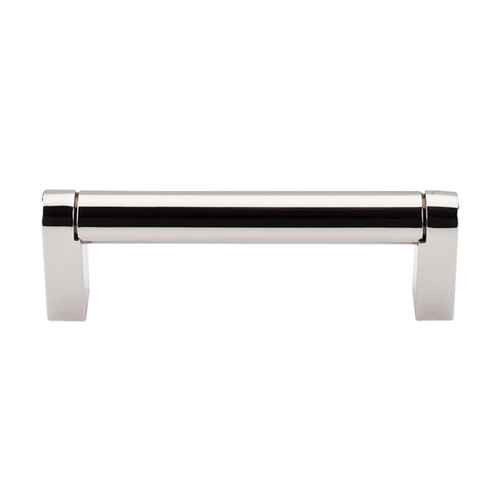Top Knobs Hardware Modern Cabinet Pull in Polished Nickel Finish M1255