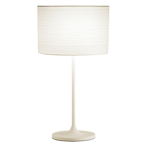 Adesso Home Lighting Adesso Home Lighting Oslo White Table Lamp 6236-02