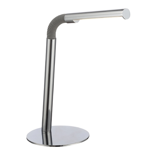 Lite Source Lighting Lite Source Lighting Biagio Chrome LED Desk Lamp LS-22339C