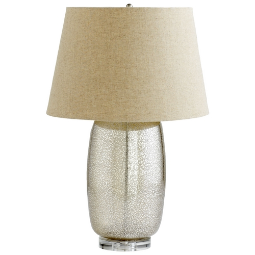 Cyan Design Cyan Design Vista Golden Crackle Table Lamp with Empire Shade 04821