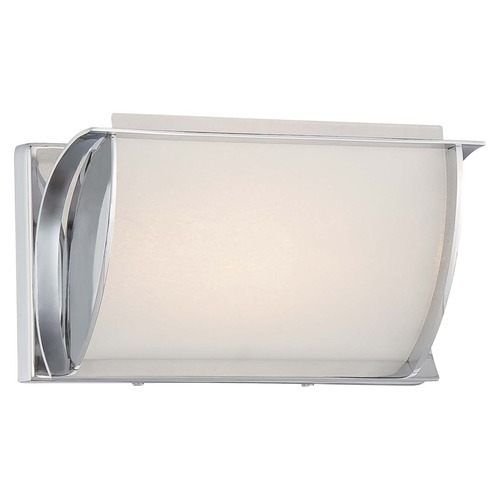 Minka Lavery Minka Arlington Brooke Chrome Sconce 421-77-L