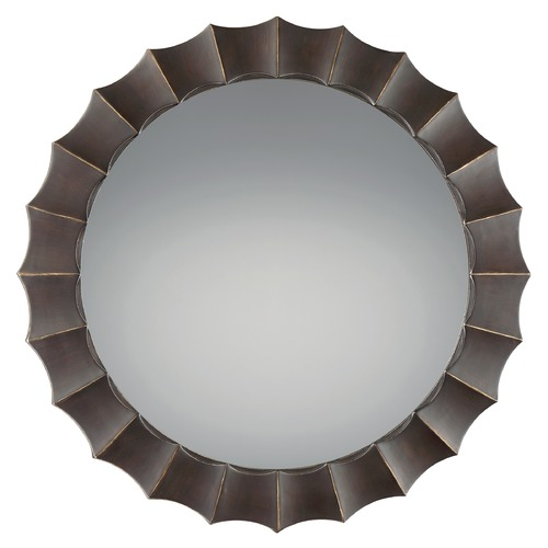 Quoizel Lighting Quoizel Reflections Round 42-Inch Mirror QR2059