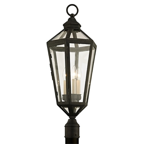 Troy Lighting Troy Lighting Calabasas Vintage Bronze Post Light P6375
