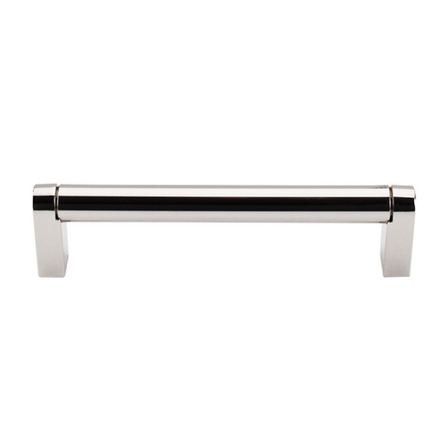 Top Knobs Hardware Modern Cabinet Pull in Polished Nickel Finish M1256