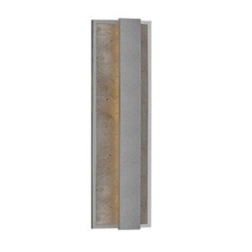 Kuzco Lighting Kuzco Lighting Caspian Grey LED Outdoor Wall Light EW6818-GY