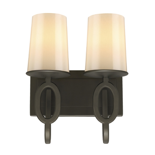 Feiss Lighting Feiss Lighting Huntley Oil Rubbed Bronze Bathroom Light VS44002-ORB