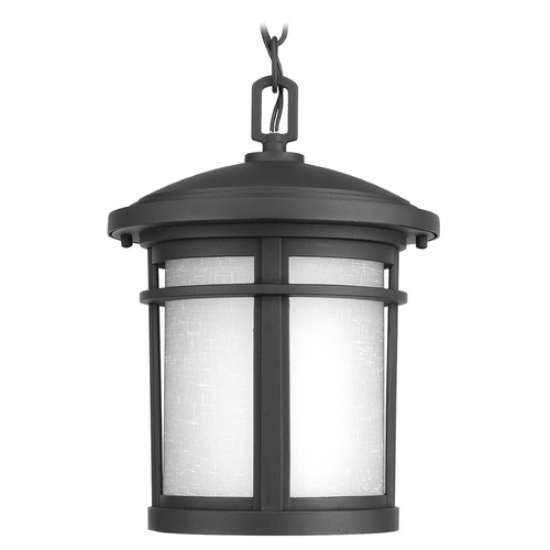 Progress Lighting Progress Lighting Wish Black Outdoor Hanging Light P6524-31