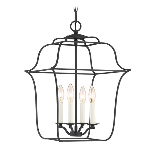 Quoizel Lighting Quoizel Lighting Gallery Royal Ebony Pendant Light GLY5204BA