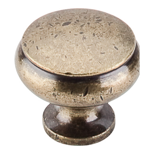 Top Knobs Hardware Cabinet Knob in German Bronze Finish M208