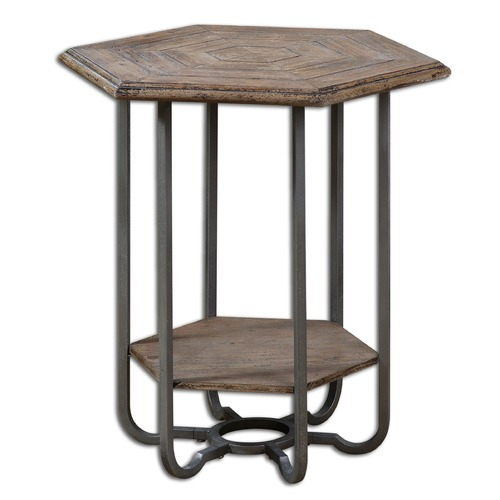 Uttermost Lighting Uttermost Mayson Wooden Accent Table 24378