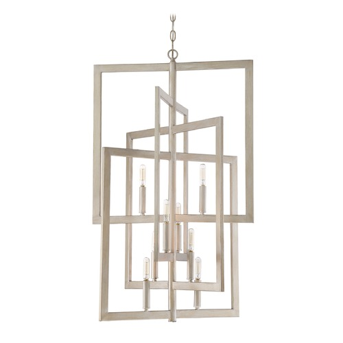 Craftmade Lighting Craftmade Lighting Portrait Gold Twilight Pendant Light 44938-GT
