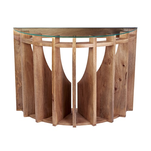 Dimond Lighting Wooden Sundial Console Table 985-039