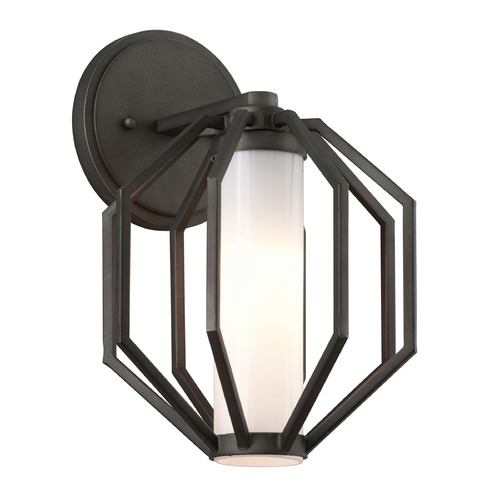 Troy Lighting Troy Lighting Boundary Textured Graphite LED Outdoor Wall Light BL4981