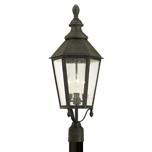 Troy Lighting Troy Lighting Savannah Vintage Iron Post Light P6435