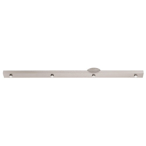 Access Lighting Modern Track Light Kit in Brushed Steel Finish 87104UJ-BS