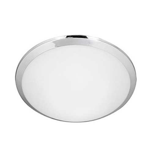 Kuzco Lighting Kuzco Lighting Malta Chrome LED Flushmount Light FM1512-CH