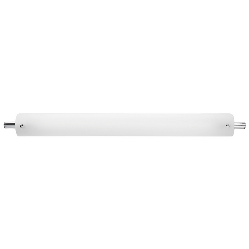 Access Lighting Vail Brushed Steel LED Bathroom Light - Vertical or Horizontal Mounting 31003LEDD-BS/OPL