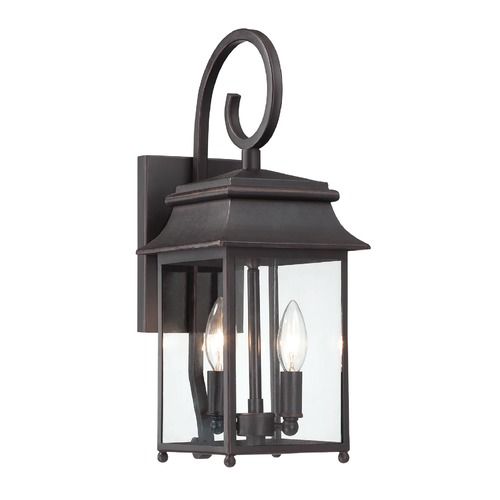 Savoy House Savoy House Lighting Slate Outdoor Wall Light 5-9540-25