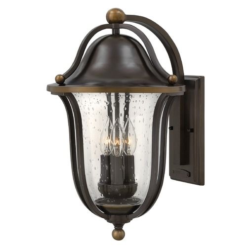 Hinkley Lighting Hinkley Lighting Bolla Olde Bronze Outdoor Wall Light 2645OB
