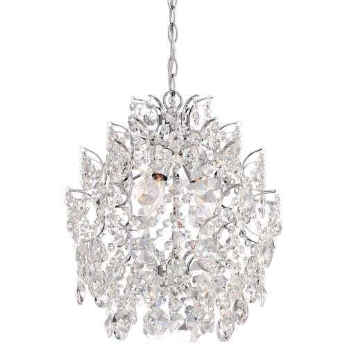 Minka Lavery Minka Mini Chandeliers Chrome Mini-Chandelier 3150-77