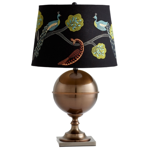Cyan Design Cyan Design Vanderbilt Bronze Table Lamp with Empire Shade 04831