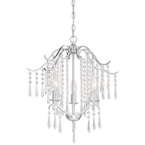 Minka Lavery Minka Mini Chandeliers Chrome Mini-Chandelier 3151-77