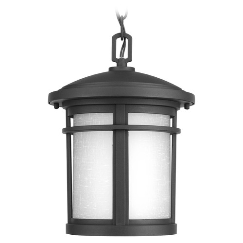 Progress Lighting Progress Lighting Wish LED Black LED Outdoor Hanging Light P6524-3130K9