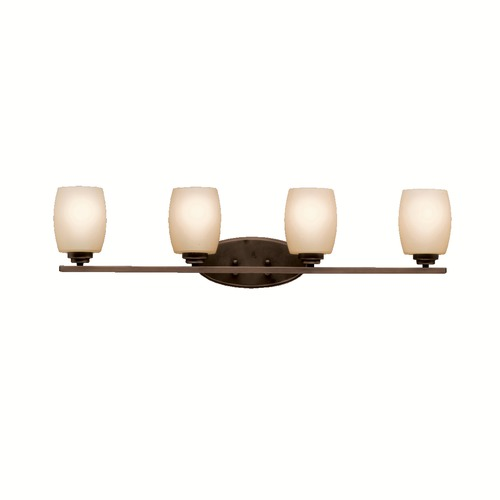 Kichler Lighting Kichler Lighting Eileen Olde Bronze LED Bathroom Light 5099OZL16