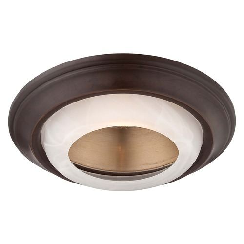 Minka Lavery Minka Lighting 6-Inch Dark Bronze Recessed Light Trim 2718-37B
