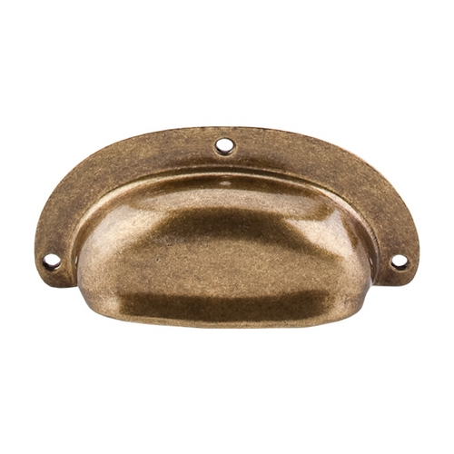 Top Knobs Hardware Cabinet Pull in German Bronze Finish M212