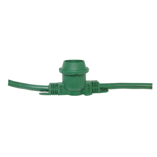 American Lighting American Lighting Commercial Grade Green Party Light LS-M-24-48-GR
