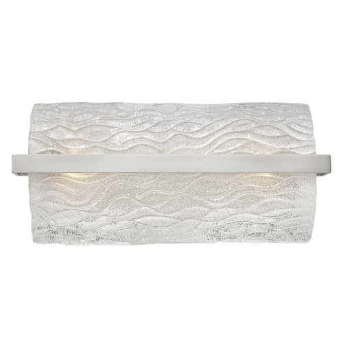 Hinkley Lighting Chloe Brushed Nickel Bathroom Light - Vertical or Horizontal Mounting 52402BN