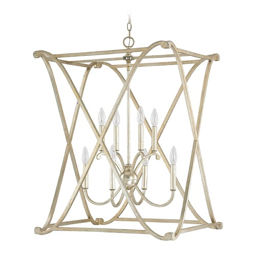 Capital Lighting Capital Lighting Alexander Winter Gold Pendant Light 9693WG