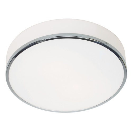 Access Lighting Modern Flushmount Light in Chrome Finish 20671-CH/OPL