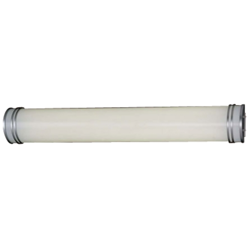 Minka Lavery Energy Efficient Silver Bathroom Light - Vertical or Horizontal Mounting 666-PL