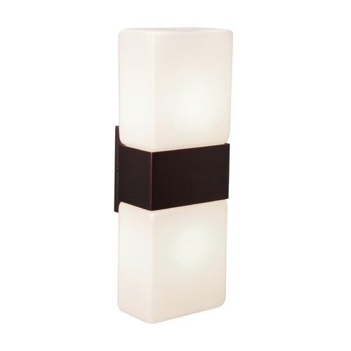 Access Lighting Access Lighting Nitros Bronze Sconce 62242-BRZ/OPL