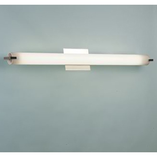Illuminating Experiences Elf Chrome Bathroom Light - Vertical or Horizontal Mounting ELF24FT5CH
