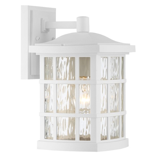 Quoizel Lighting Quoizel Lighting Stonington Fresco Outdoor Wall Light SNN8408W