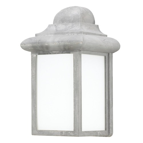 Sea Gull Lighting Sea Gull Mullberry Hill Pewter LED Outdoor Wall Light 898891S-155
