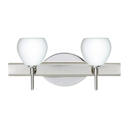 Besa Lighting Besa Lighting Tay Chrome LED Bathroom Light 2SW-560507-LED-CR