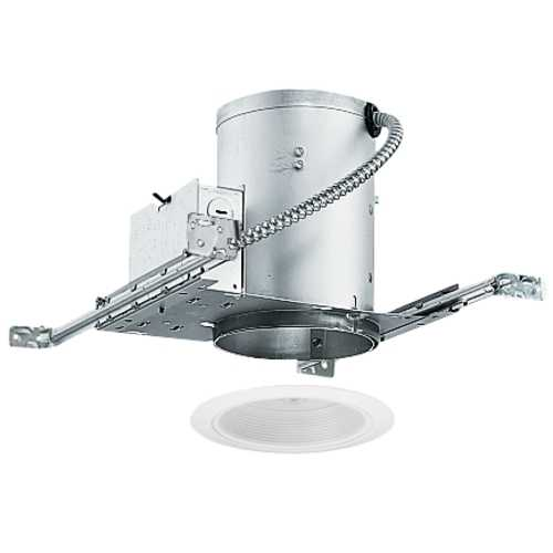 5 Inch Recessed Lighting Kit Approved For Wet Locations Ic20 215w Wh Destination Lighting