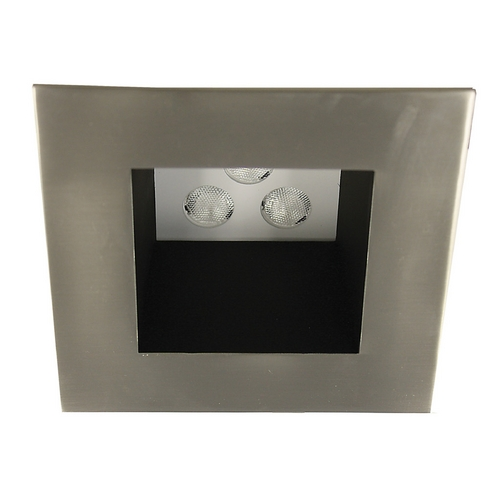 WAC Lighting Wac Lighting Black/brushed Nickel Recessed Trim HR-LED451-BK/BN